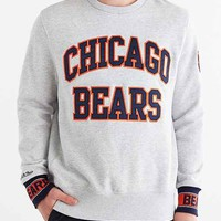 Mitchell & Ness Chicago Bears Team Sweatshirt- Grey