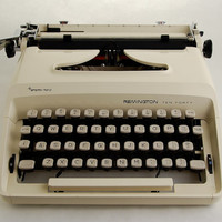 MOD Typewriter Remington Ten Forty
