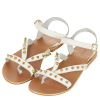 HIPSTAR Spike Stud Sandals - View All - Shoes - Topshop USA