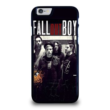 FALL OUT BOY PERSONIL iPhone 6 / 6S Case