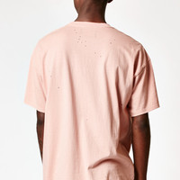 PacSun Koi Destroyed Boxy T-Shirt at PacSun.com