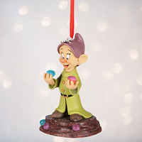 Dopey Sketchbook Ornament | Disney Store