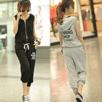 New Fashion Girl Women Hot Harem Pants Jumpsuit Casual Sleeveless Romper D_L = 1713242756