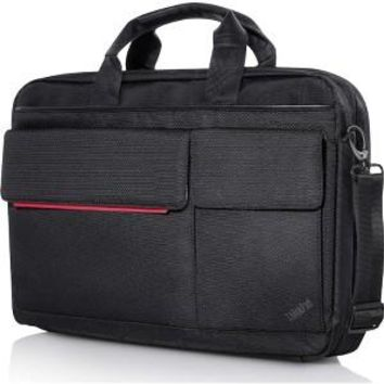 "Lenovo Professional Carrying Case for 15.6"" Notebook, Tablet, File, Magazine, Document."
