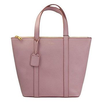 Dolce & Gabbana Pink Leather Tote Bag Bb5724 B6165 80415