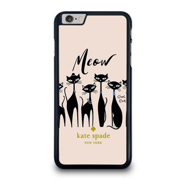 KATE SPADE MEOW CAT iPhone 6 / 6S Plus Case