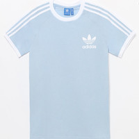 adidas California Light Blue T-Shirt at PacSun.com