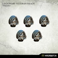 Legionary Veteran Heads: Hooded - Bits of war