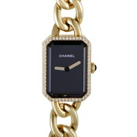 Chanel Premiere quartz womens Watch H3258 (Certified Pre-owned)