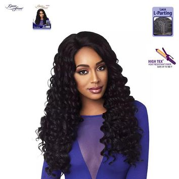 OUTRE SYNTHETIC HAIR LACE FRONT WIG L PART - HAWAIIAN