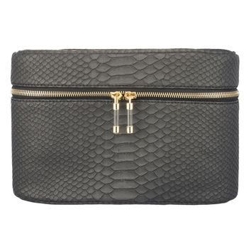 Carry All Train Case in Black - Kendra Scott Jewelry