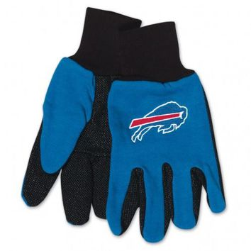 Buffalo Bills - Adult Two-Tone Sport Utility Gloves