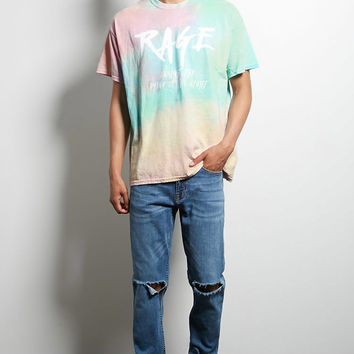 Human Condition Tie Dye Tee