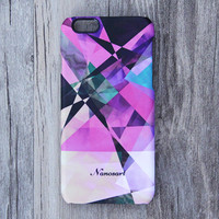 Abstract Color Geometric iPhone 6 Case,iPhone 6 Plus Case,iPhone 5s Case,iPhone 5C Case,4/4s Case,Samsung Galaxy S5/S4/S3/Note 3/Note 2 Case