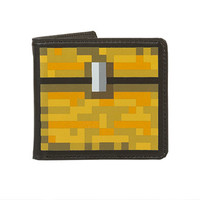 J!NX : Minecraft Chest Wallet