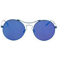 BLAZIN BLUE SUNGLASSES