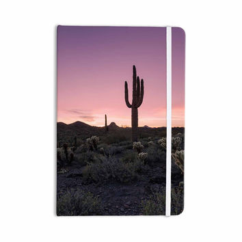 "Kess Original""Tucson Sunset"" -Tags Everything Notebook"