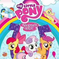 My Little Pony Friendship Is Magic-Adventures Of The Cutie Mark Crusaders(D