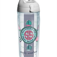 Simply Southern® Southern Tie - Wrap with Lid | Water Bottle | Tervis®