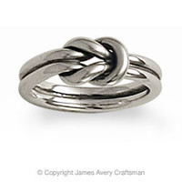 Lovers' Knot Ring from James Avery