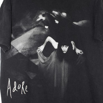 SMASHING PUMPKINS adore shirt - vintage 90s concert - world tour