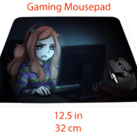Vivian James Mousepad