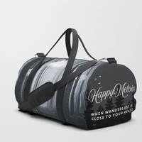 The ones that got away Duffle Bag by happymelvin