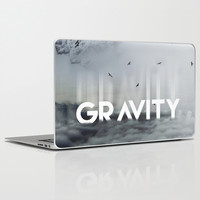 GRAVITY Laptop & iPad Skin by Cafelab