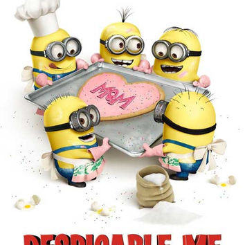 Despicable Me 11x17 Movie Poster (2010)