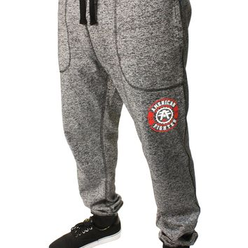 American Fighter Men's Reverse Play Jogger Pants