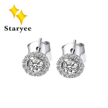 Best Rose Gold Diamond Studs Products on Wanelo 9d3593900a