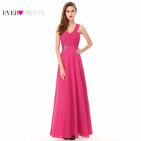 Prom Chiffon Long Formal Gown Evening Dresses Ever Pretty Elegant One Shoulder HE08077 New Arrival Evening Dresses