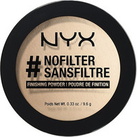 Nyx Cosmetics #NoFilter Finishing Powder | Ulta Beauty