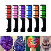 Color Chalk Hair Dyeing Tool