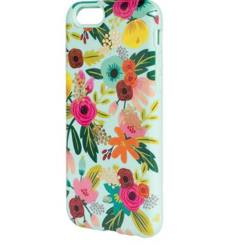 Mint Floral iPhone 6 | Imported
