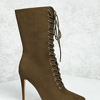 Pointed Toe Stiletto Boots