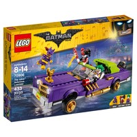 LEGO® Batman Movie - The Joker™ Notorious Lowrider 70906