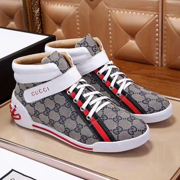 Gucci Women Fashion Casual Sneakers Sport Shoes-39