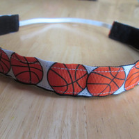 SOCCER HEADBAND  - Non slip Headband - Custom Soccer sports baseball basketball non slip headband