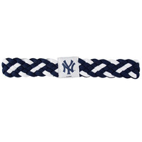 New York Yankees MLB Braided Head Band 6 Braid