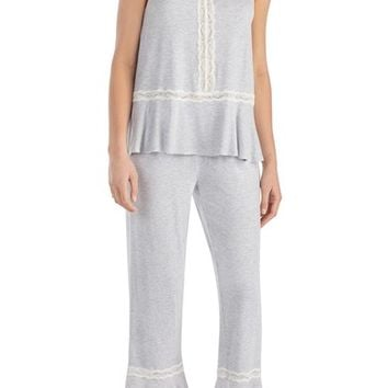 kate spade new york cropped pajamas | Nordstrom