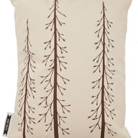 ModCloth Rustic Adorable Adornment Pillow in Trees