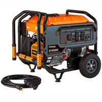 Shop Generac XT 8,000-Running Watts Portable Generator Generac Engine at Lowes.com