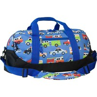 Wildkin Olive Kids Heroes Duffel Bag - Kids (Blue)