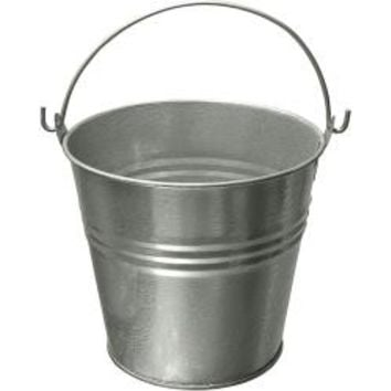 Galvanized Tin Pail - *FREE SHIPPING*