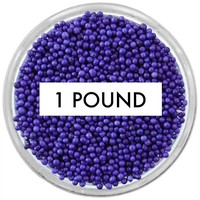 Purple Non-Pareils 1 LB