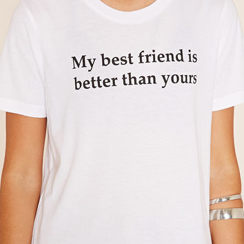 My Best Friend Graphic Tee
