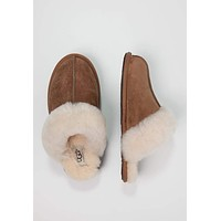 """UGG"" Fashion Women Casual Wool Slipper Shoes"