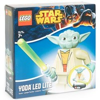 Boy's LEGO 'Star Wars - Yoda' LED Flashlight