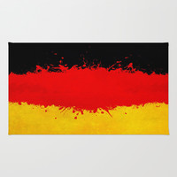 Germany Area & Throw Rug by Nicklas Gustafsson